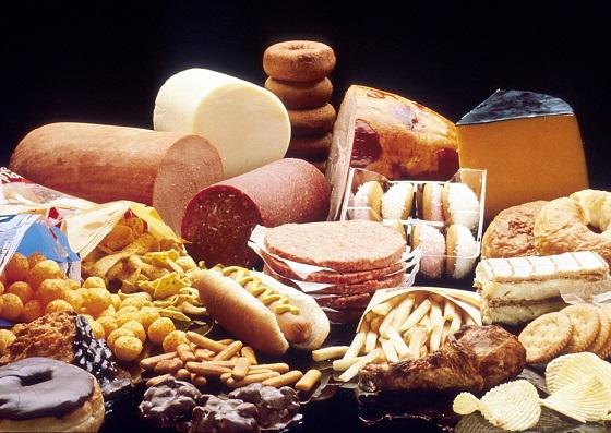 unhealthy food for bad sexual health