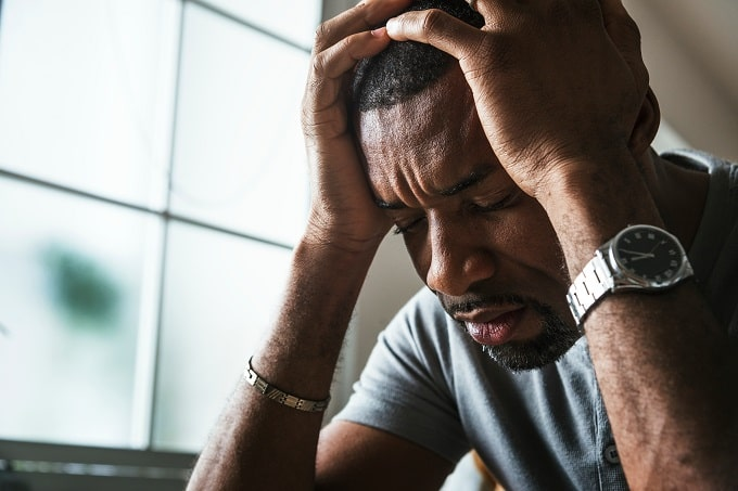 Stress can lead to weight gain