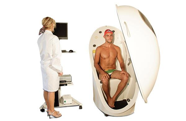 bod pod for measuring visceral fat