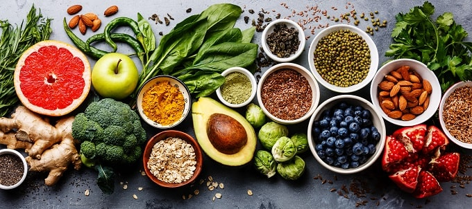 Healthy fruits and vegetables to minimise dizziness