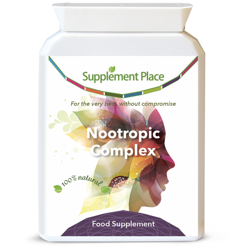 Nootropic Complex to ease anxiety
