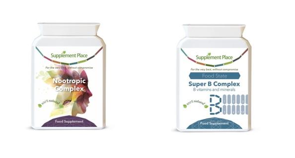 Nootropic and Super B to impove focus
