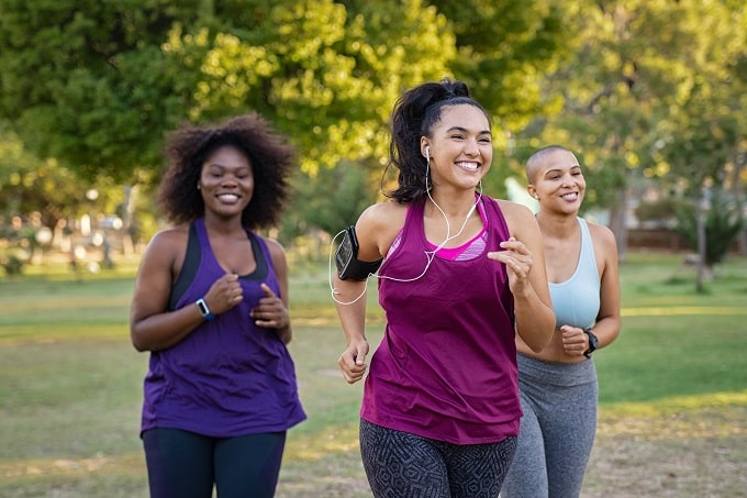 Cardiovascular exercise can improve circulation and heart health