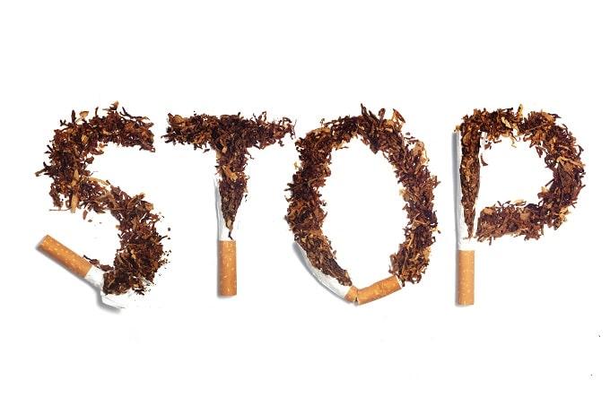 Stop smoking to improve your circulatory system