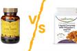Holland and Barrett Liquid Curcumin vs Supplement Place liquid curcumin hero image